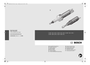 Bosch 0 607 260 100 pagină 1