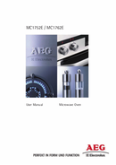 AEG MC1762EM sivu 1