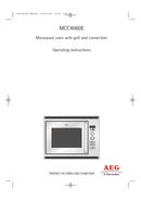 AEG MCC4060EA sivu 1