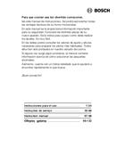 Bosch HMT75M421 pagina 1