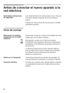 Bosch HMT75M421 pagina 4