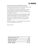 página del Bosch HMT75M551 1