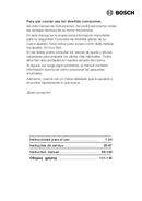 Bosch HMT75M651 pagina 1