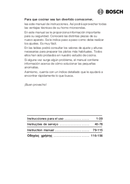 Bosch HMT84G46 page 1