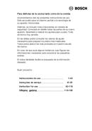 Bosch HMT84G651 pagina 1