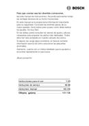 Bosch HMT84M651 pagina 1