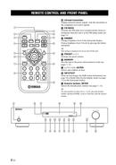 Yamaha T-D500 sivu 4