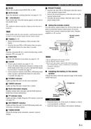 Yamaha T-D500 page 5