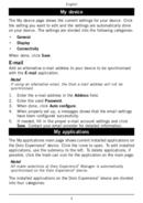 Página 4 do Doro Experience (Android)