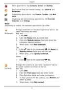 Página 5 do Doro Experience (Android)