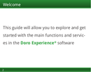 Doro Experience (PC) страница 2