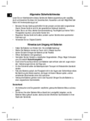 Página 2 do Clatronic PSM 3004 N
