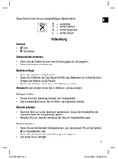 Página 3 do Clatronic PSM 3004 N