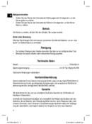 Página 4 do Clatronic PSM 3004 N