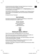 Página 5 do Clatronic PSM 3004 N