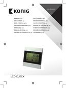 Página 1 do Konig KN-WS102N