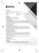 Página 2 do Konig KN-WS102N