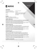 Página 4 do Konig KN-WS102N