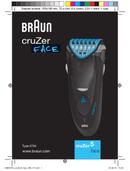 Braun cruZer5 Face pagina 1