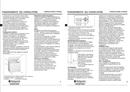 Página 4 do Hotpoint Ariston CF1A 250 H