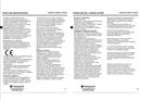 Página 5 do Hotpoint Ariston CF1A 250 H