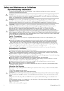 Lenovo ThinkVision T2224z sivu 5