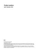 Lenovo ThinkVision T2324p sivu 2