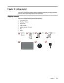 Lenovo ThinkVision T2324p sivu 5