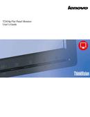 Lenovo ThinkVision T2454p sivu 1