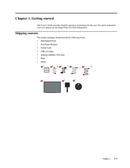 Lenovo ThinkVision T2454p sivu 5