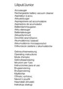 AEG Junior 2 Liliput II sivu 1