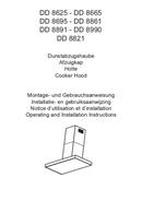 AEG DD 8861-m sivu 1