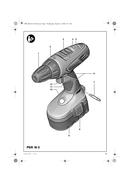 Pagina 3 del Bosch PSR 12-2