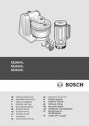 Pagina 1 del Bosch MUZ45KP1