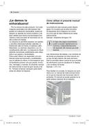 página del Bosch TCC78K751 4