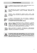 Manuale Del Smeg S20xmf 8