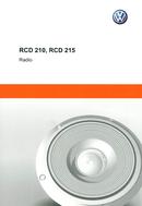 Volkswagen RCD 215 Seite 1