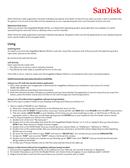 Sandisk Imagemate Reader USB 3.0 pagina 3