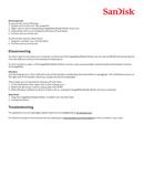Sandisk Imagemate Reader USB 3.0 side 4