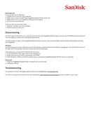 Sandisk Imagemate Reader USB 3.0 Seite 4