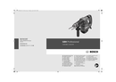 página del Bosch GBH Professional 3-28 DRE 1