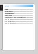 Asus Strix Tactic Pro sivu 4