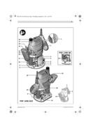 Pagina 2 del Bosch POF 1400 ACE