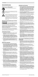 Pagina 4 del Bosch AHS 55-16