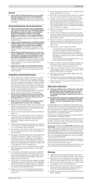 página del Bosch AHS 55-16 5