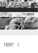 Pagina 1 del Bosch PIN651T14E