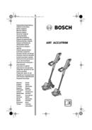Bosch ART 26 Easytrim pagina 1