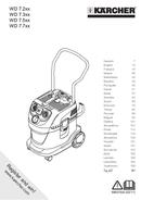 Página 1 do Kärcher WD 7.700 PT