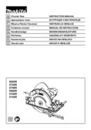 Makita 5143R page 1