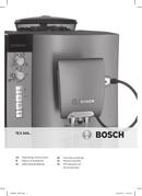 Bosch TES50621RW pagina 1